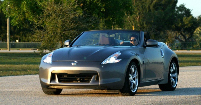 2010 Nissan 370Z High Resolution Exterior - image 353326