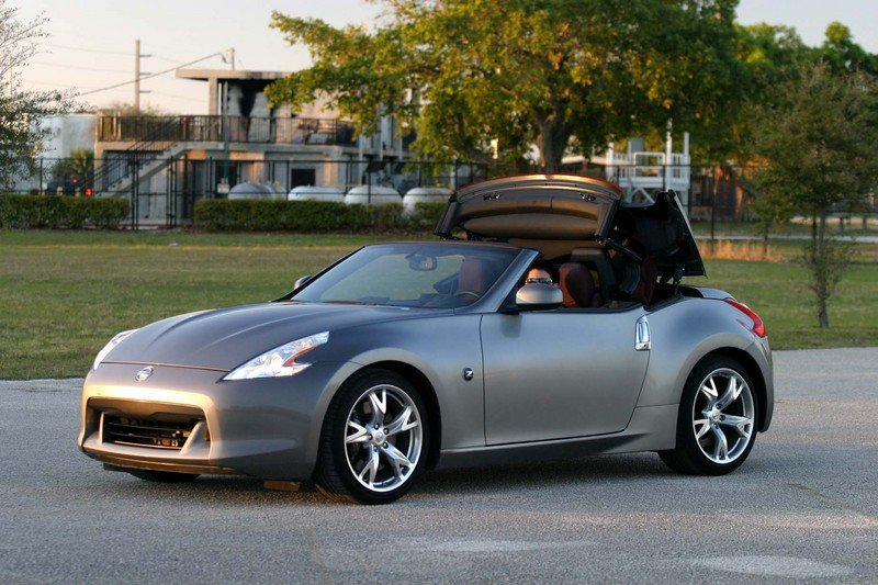 2010 Nissan 370Z High Resolution Exterior - image 353329
