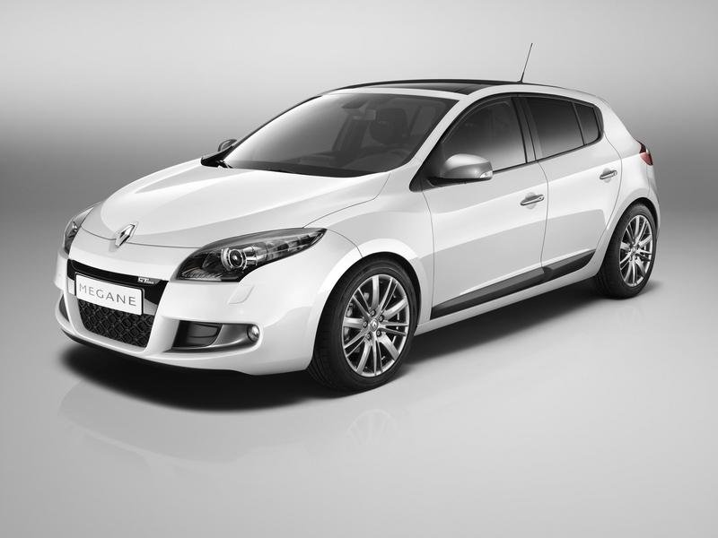 2010 Renault Megane GT and GT Line High Resolution Exterior - image 351082