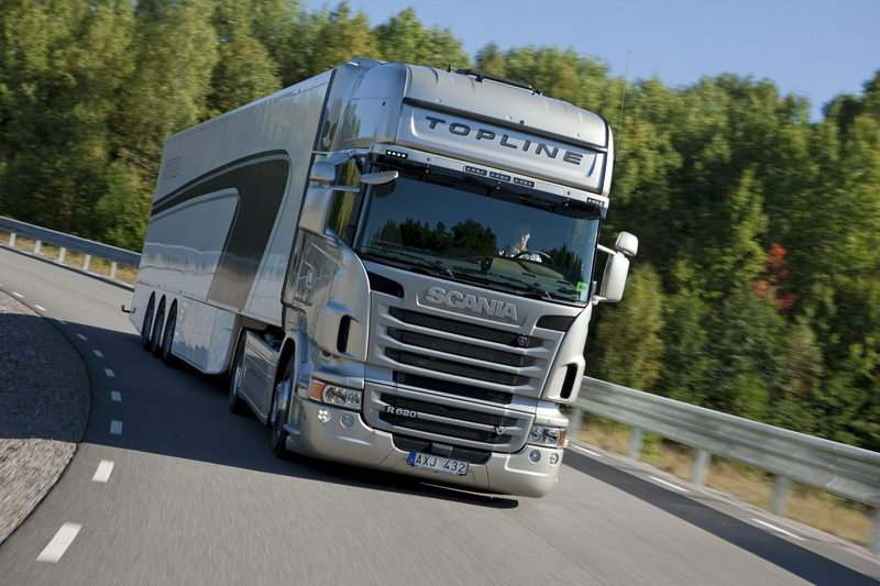 Scania Trucks: Models, Prices, Reviews, News, Specifications | Top Speed