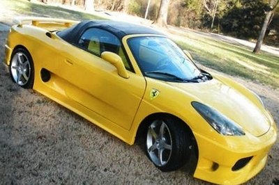 Turn Your Toyota Mr2 Into A Fakerrari 360 For 2 000 Top Speed