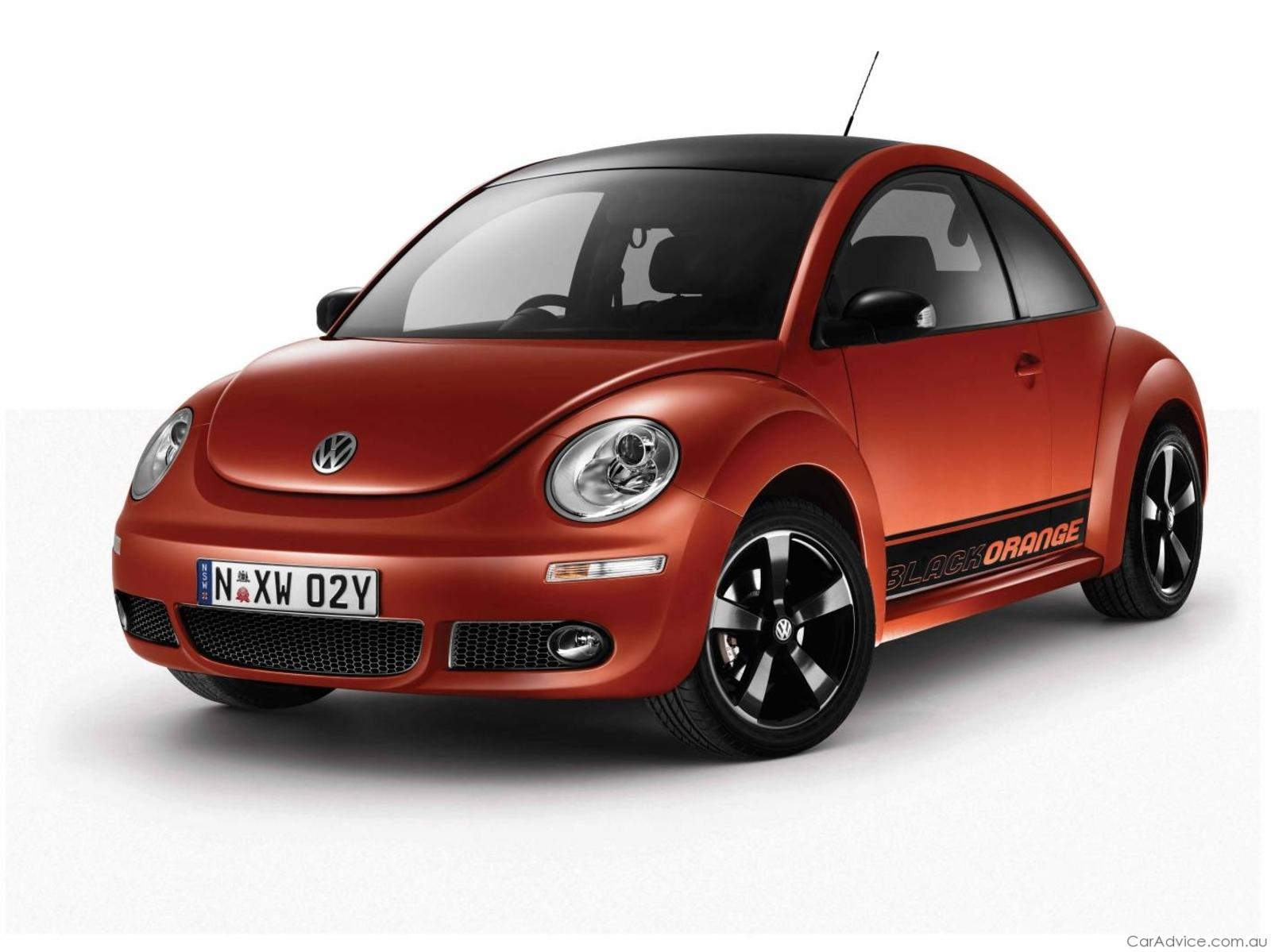 2010 volkswagen new beetle blackorange review gallery. Black Bedroom Furniture Sets. Home Design Ideas