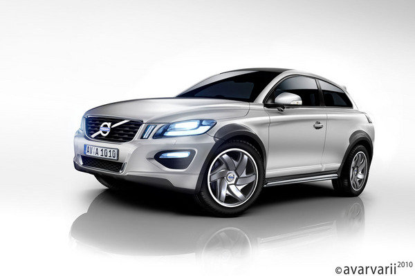 Volvo XC30 To Arrive In 2012 News - Top Speed