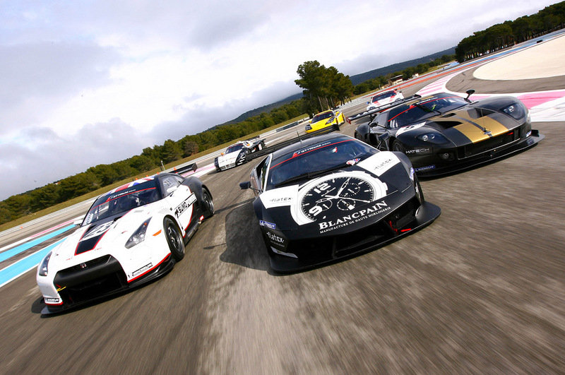 2010 FIA GT1 World Championship to include four Maserati MC12s