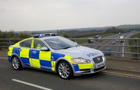 The Police-specification Jaguars feature the 275PS 3.0-litre Diesel S engine