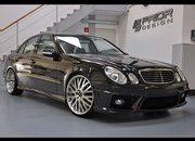 Mercedes-Benz E-Class W211 by Prior Design