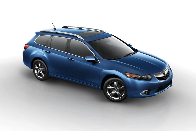 2011 Acura TSX Sport Wagon High Resolution Exterior - image 355995
