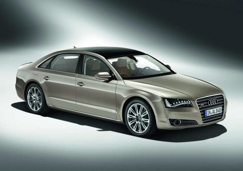Audi A8 W12 >> Audi A8 Reviews, Specs & Prices - Top Speed