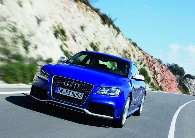 2011 Audi RS5 High Resolution Exterior - image 357616