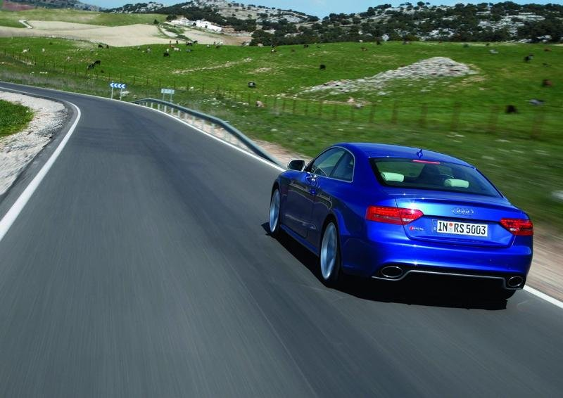 2011 Audi RS5 High Resolution Exterior - image 357619