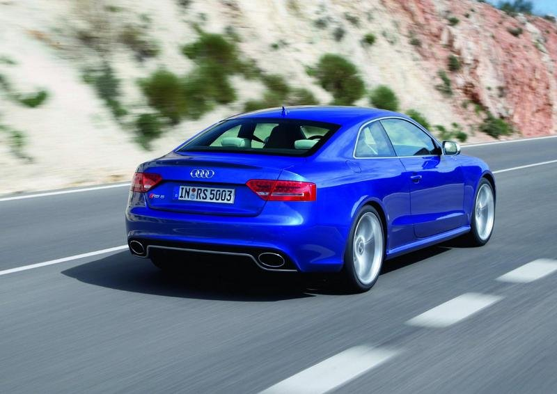 2011 Audi RS5 High Resolution Exterior - image 357620