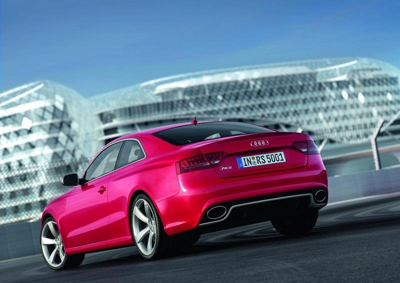 2011 Audi RS5 High Resolution Exterior - image 357590
