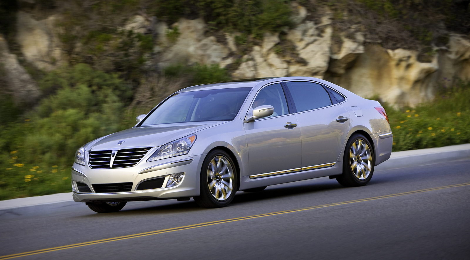 2011 Hyundai Equus Top Speed