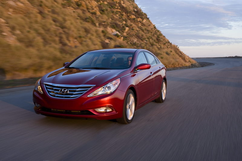 2011 Hyundai Sonata High Resolution Exterior - image 357734