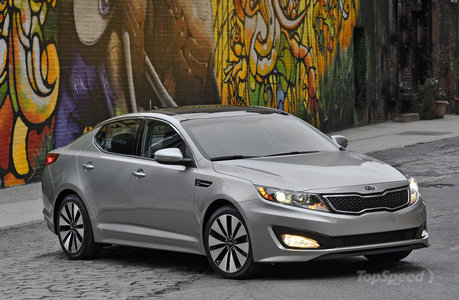 Upcoming Cars 2011 kia optima with images and prices