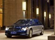 2011 Maybach 57 and 62 Facelift - image 359198