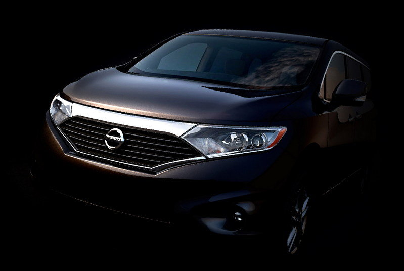 2011 Nissan Quest Preview