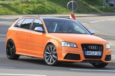All New Audi A3 2012. audi rs3 picture