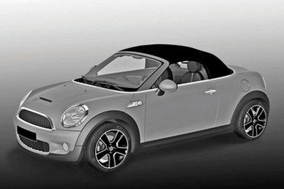 2012 Mini Coupe and Roadster images leaked