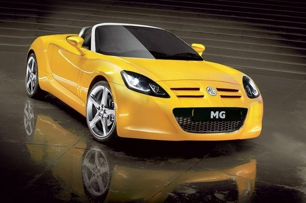 Car Making Games >> 2014 MG TF Roadster Making A Comeback To The US Market ...