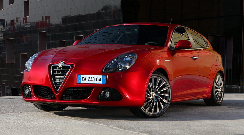 Alfa Romeo Giulietta not coming to the US market