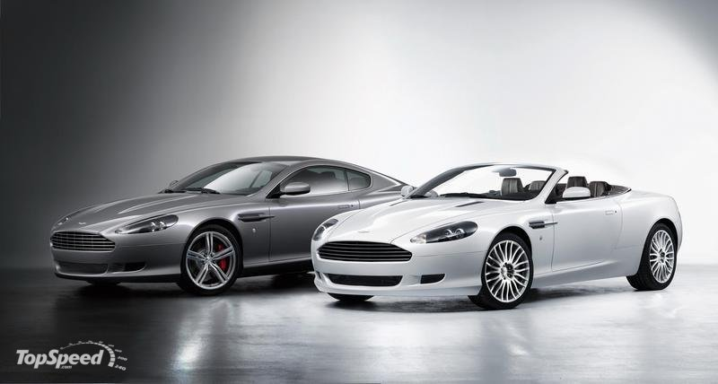 Aston Martin DB9 tops survey for UK's number one car in the past 25 years