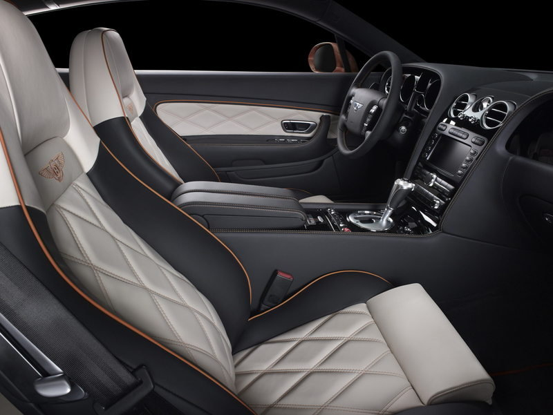 2010 Bentley Continental GT Design Series China High Resolution Interior - image 359067