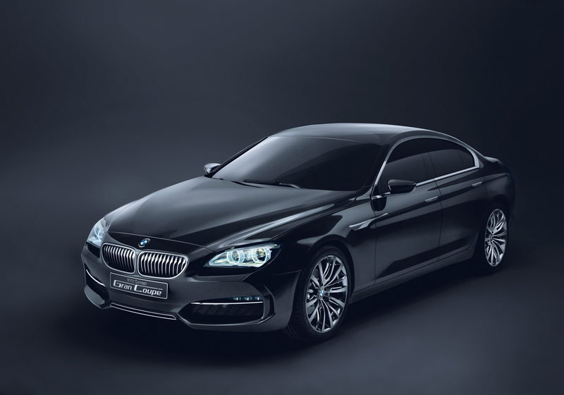 2010 BMW Concept Gran Coupe