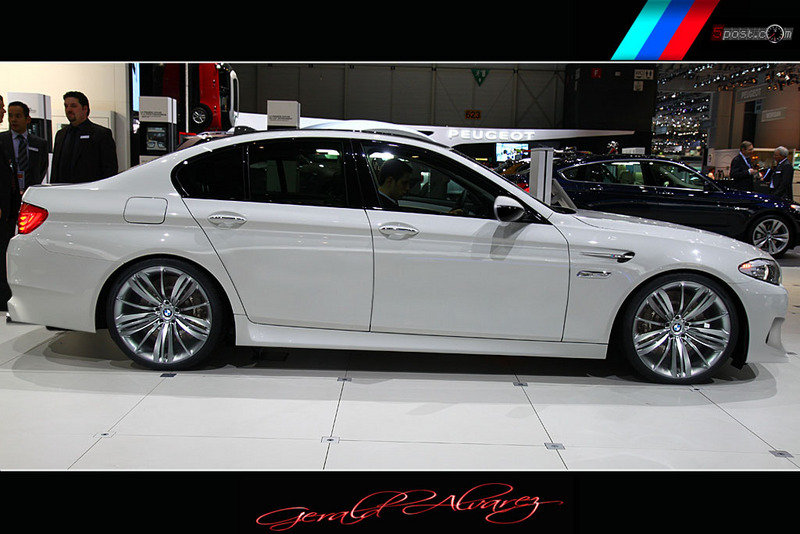 bmw f10 m5 rendering picture 356460 car news top speed. Black Bedroom Furniture Sets. Home Design Ideas
