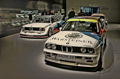 BMW making a comeback to DTM in 2012