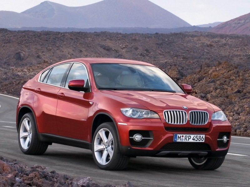 BMW working on new X4 crossover