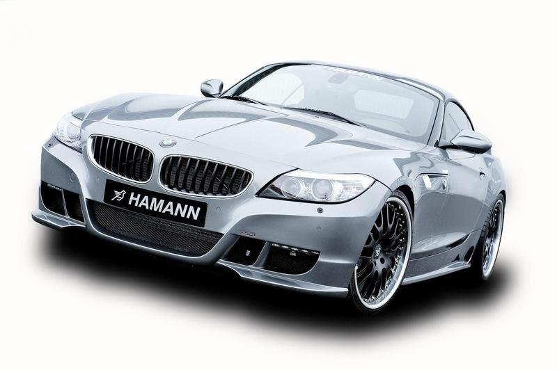 BMW Z4 Roadster by Hamann High Resolution Exterior Wallpaper quality - image 358815