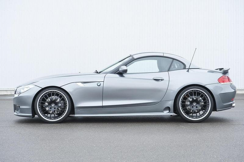 BMW Z4 Roadster by Hamann High Resolution Exterior - image 358798