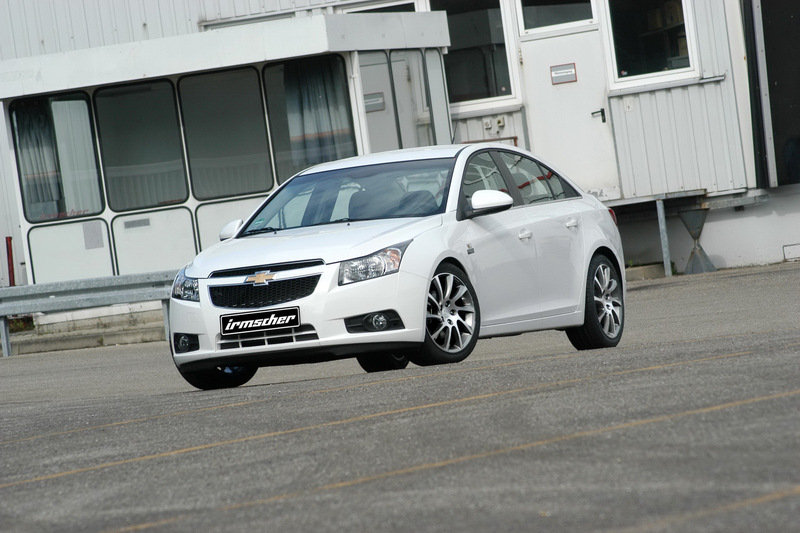 Chevrolet Cruze by Irmscher