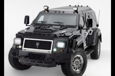 2010 - 2012 Conquest Knight XV