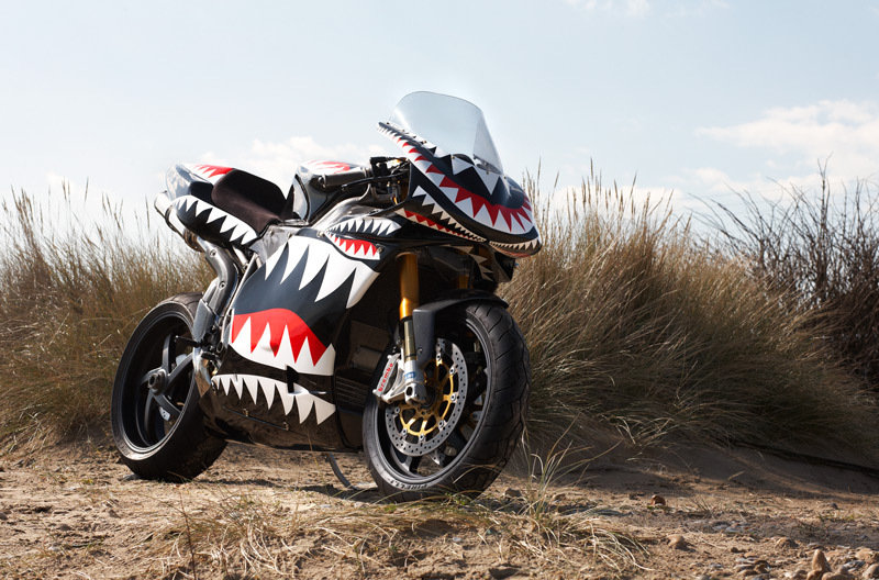 Ducati '1026' Flying Tigers edition by DSC