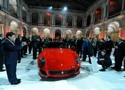 Ferrari 599 GTO sold out before world premiere at the Military Academy - image 358288
