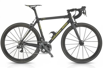 Ferrari introduces limited edition bicycle