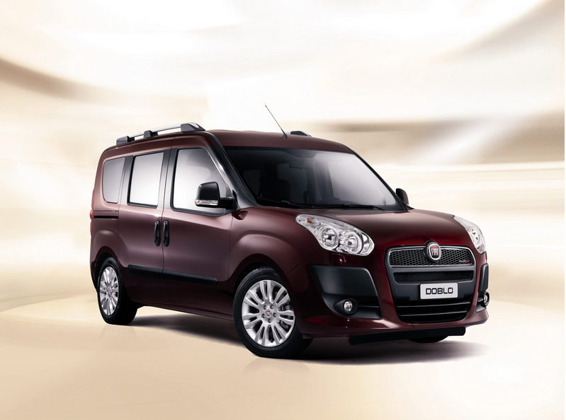 2010 Fiat Nuovo Doblo High Resolution Exterior Wallpaper quality - image 359663