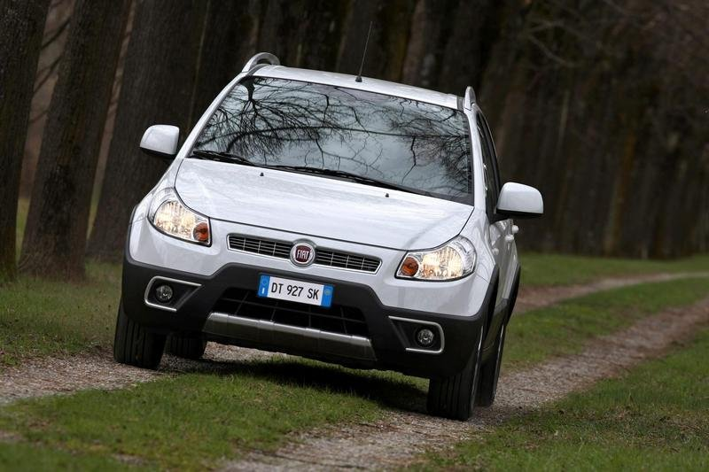 2010 Fiat Nuovo Sedici High Resolution Exterior - image 359606