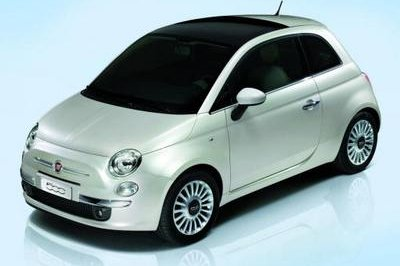 Fiat prepares 4-door 500 for the US market