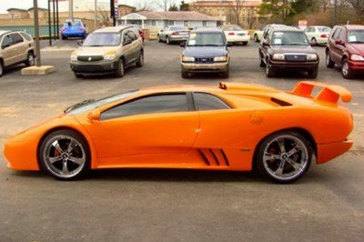 For sale: Lamborghini Diablo-looking Acura NSX for $49,000