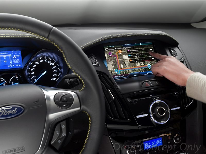 Ford and Microsoft Hohm team up to provide new energy management application High Resolution Interior - image 356091