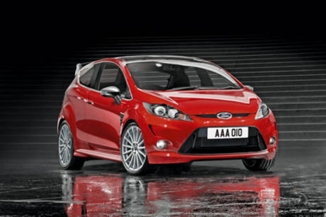 ford fiesta st to debut at the