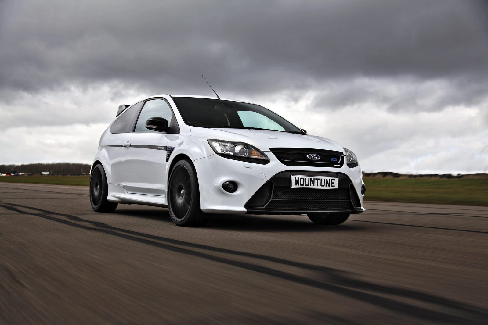 2011 ford focus rs by mountune review