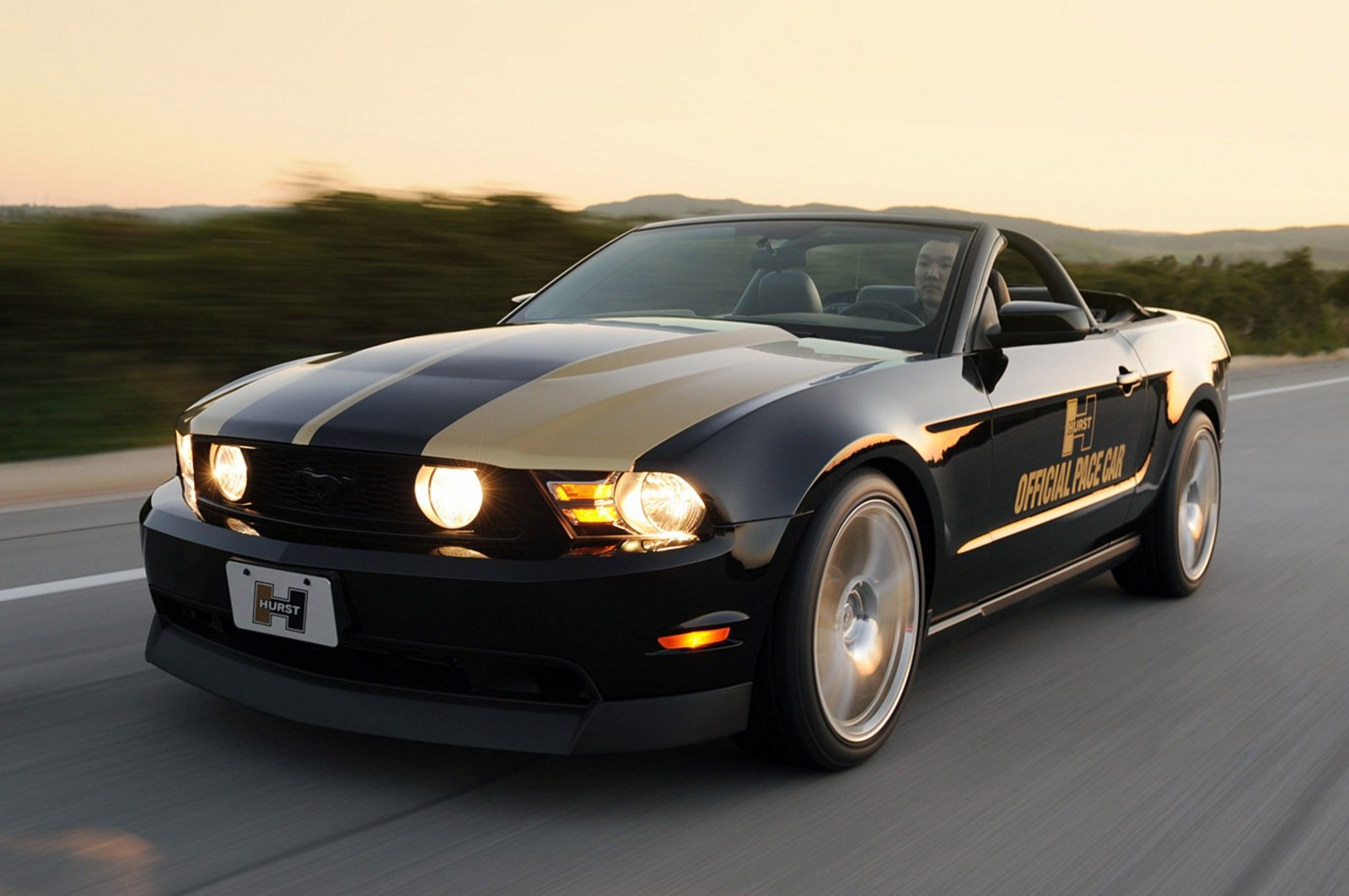 Ford Racing Mustang Challenge Pace Car By Hurst News - Top ...