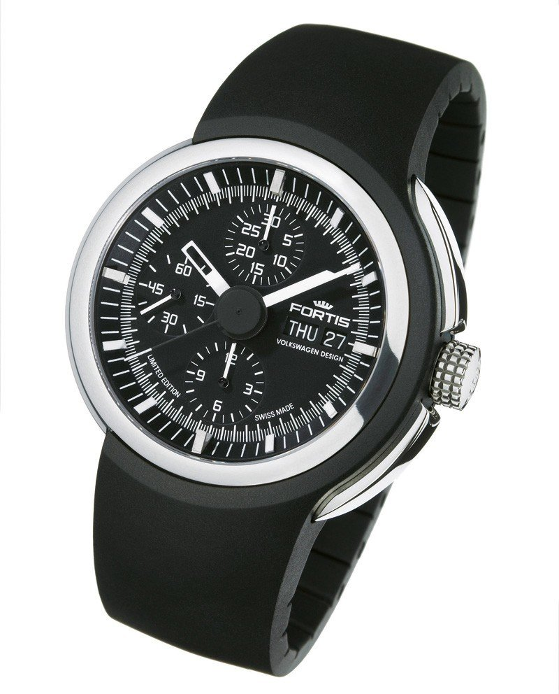 Fortis and Volkswagen Design team up for award-winning chronograph Products - image 357911