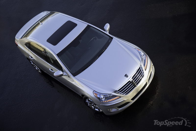 Hyundai to give away free iPad for every Equus purchase