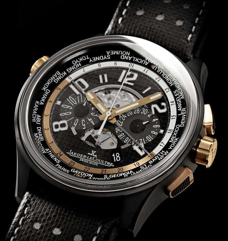 Jaeger-LeCoultre AMVOX5 World Chronograph Products - image 358920