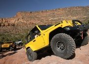 Jeep Wrangler Trail Boss